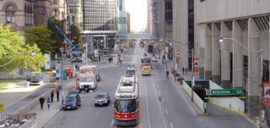 Alquiler de carros en Toronto