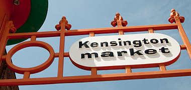 Chinatown y Kensington Market